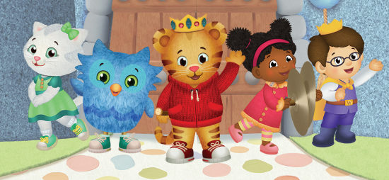 Daniel Tiger\'s Neighborhood Live: King for a Day! - Chevalier Theatre